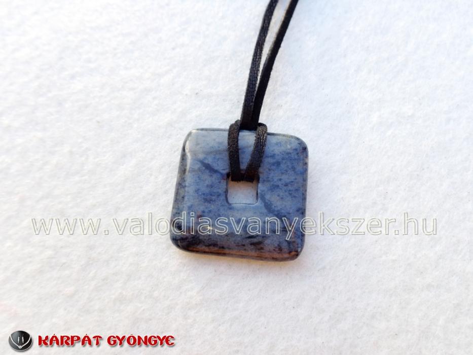 valódi ásvány medál