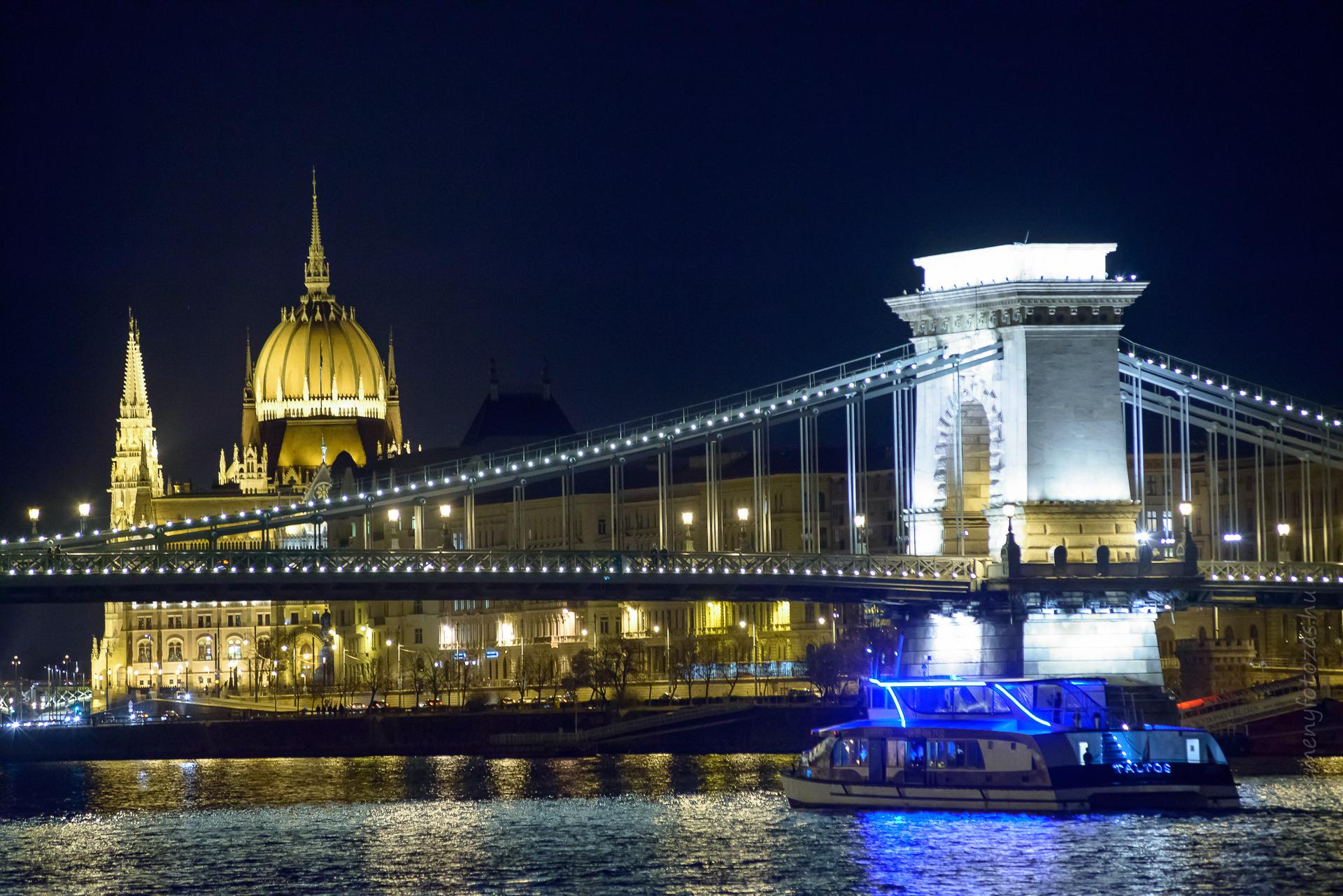 Hajózzon Budapesten