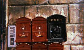 Ezekre figyeljen a postaláda felszerelésénél
